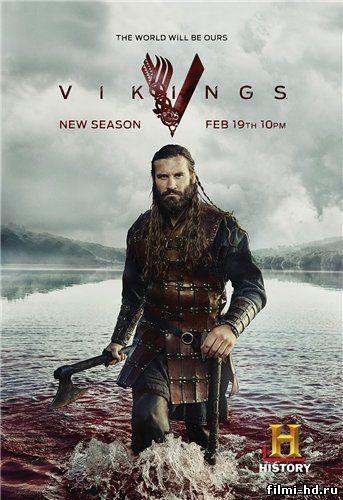 скачать викинги сезон 3 через торрент
