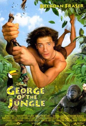 Джордж из джунглей Смотреть онлайн бесплатно