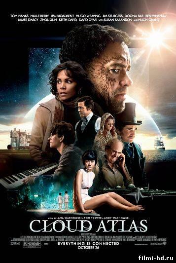 Облачный атлас (2012) Смотреть онлайн бесплатно