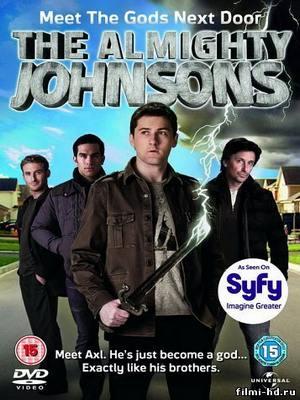 Всемогущие Джонсоны 1 сезон  2011 Смотреть онлайн бесплатно