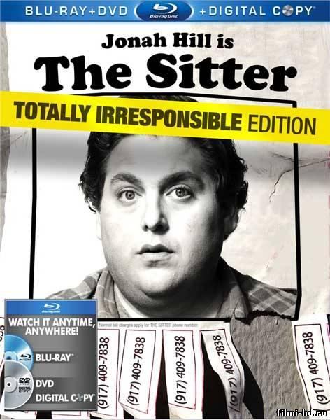 Нянь / The Sitter (2011) Смотреть онлайн бесплатно