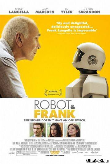 Робот и Фрэнк  (2012) Смотреть онлайн бесплатно