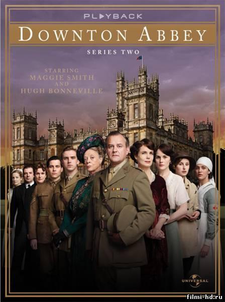 Аббатство Даунтон 2 сезон (2011) Смотреть онлайн бесплатно
