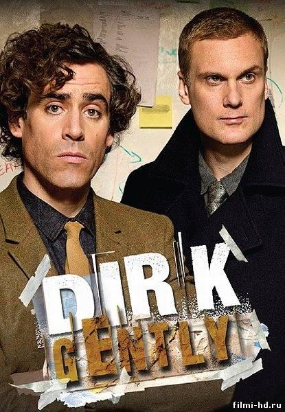 Дирк Джентли 1 сезон (2012) Смотреть онлайн бесплатно