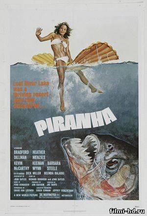Пираньи (1978) Смотреть онлайн бесплатно