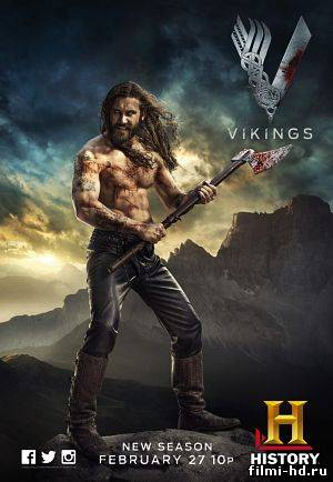 Викинги 2 сезон (2014) Смотреть онлайн бесплатно