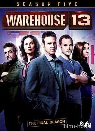 Хранилище 13  5 сезон (2014) Смотреть онлайн бесплатно